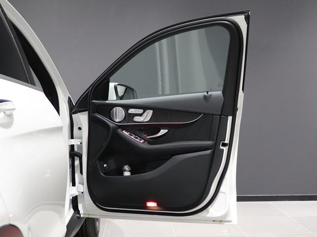 GLC220d 4マチック AMGライン ワンオーナー レザーEXC サンルーフ コックピッドディスプレイ Burmester 本革シート フットトランクオープナー マルチビームLED(13枚目)
