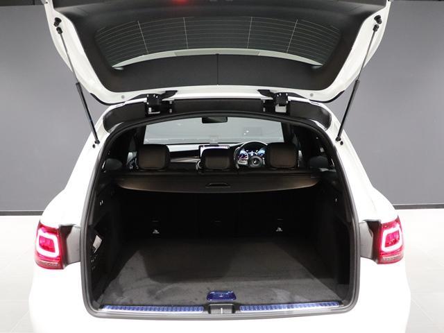 GLC220d 4マチック AMGライン ワンオーナー レザーEXC サンルーフ コックピッドディスプレイ Burmester 本革シート フットトランクオープナー マルチビームLED(16枚目)