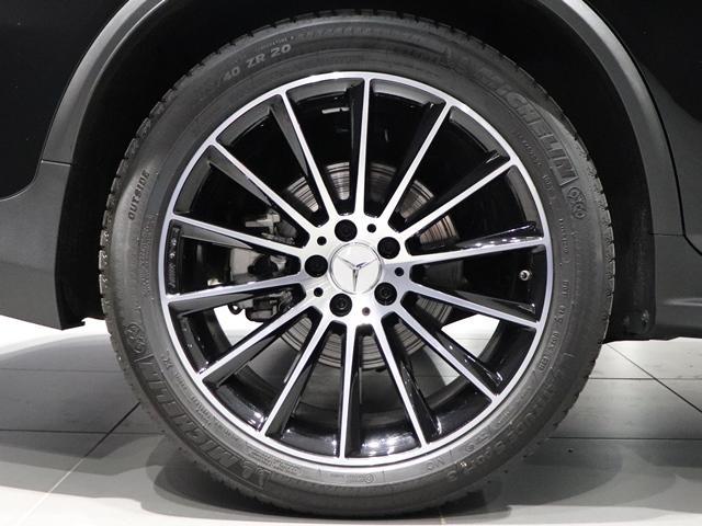 GLC43 4マチッククーペ レザーEXC サンルーフ AMGエクゾースト AMG強化ブレーキ Burmester エアバランス フットトランクオープナー 全席シートヒーター(7枚目)