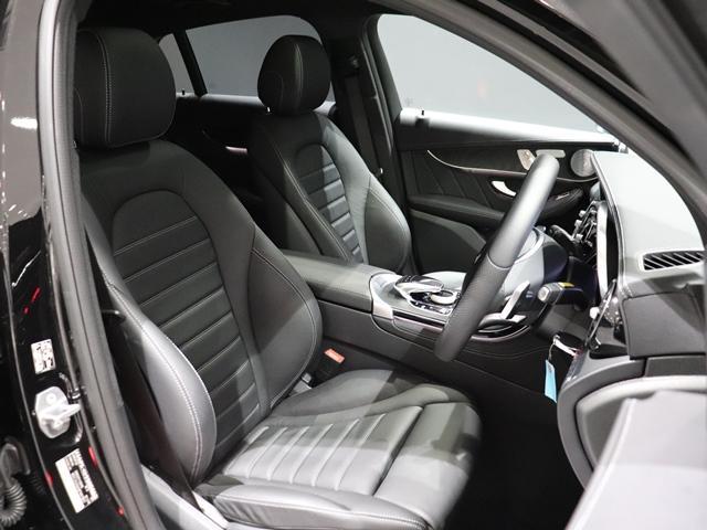 GLC43 4マチッククーペ レザーEXC サンルーフ AMGエクゾースト AMG強化ブレーキ Burmester エアバランス フットトランクオープナー 全席シートヒーター(10枚目)