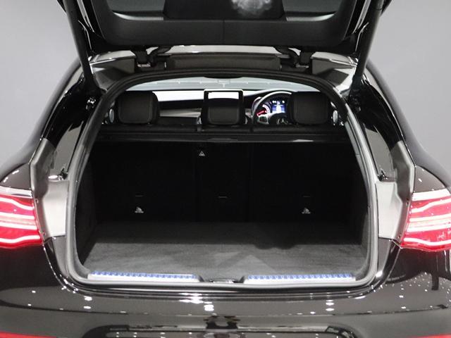 GLC43 4マチッククーペ レザーEXC サンルーフ AMGエクゾースト AMG強化ブレーキ Burmester エアバランス フットトランクオープナー 全席シートヒーター(19枚目)