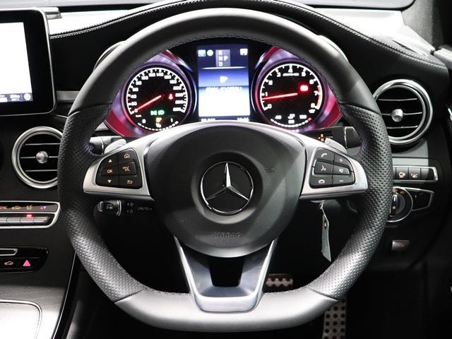 GLC43 4マチッククーペ レザーEXC サンルーフ AMGエクゾースト AMG強化ブレーキ Burmester エアバランス フットトランクオープナー 全席シートヒーター(22枚目)
