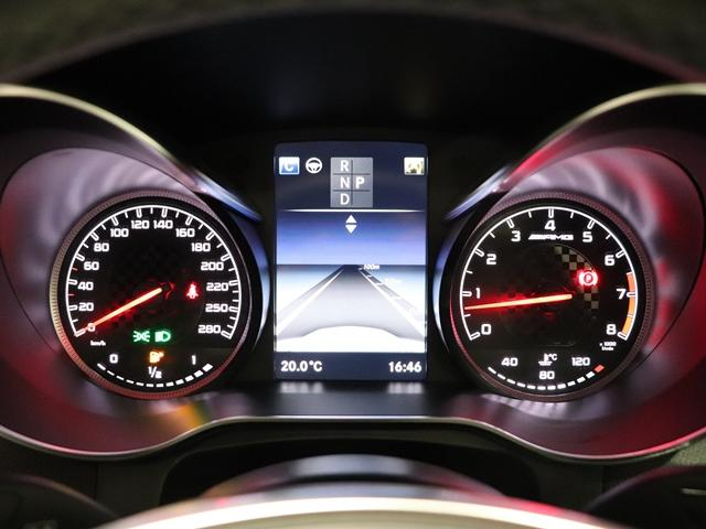 GLC43 4マチッククーペ レザーEXC サンルーフ AMGエクゾースト AMG強化ブレーキ Burmester エアバランス フットトランクオープナー 全席シートヒーター(25枚目)