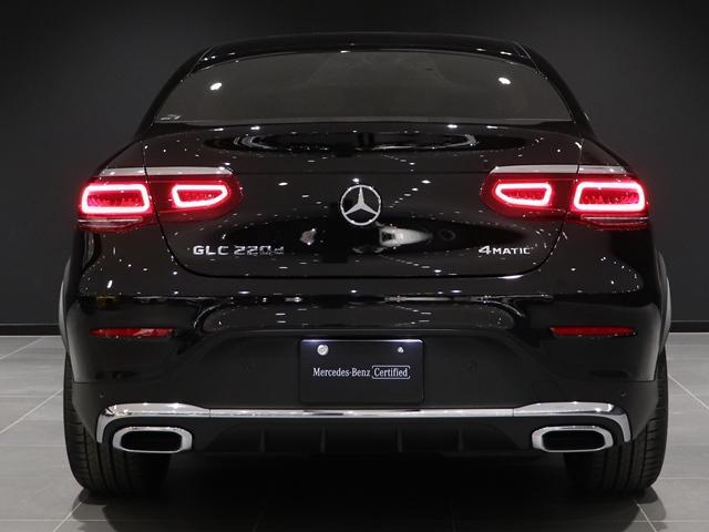 GLC220d 4マチック クーペ AMGライン ワンオーナー AMGライン サンルーフ マルチビームLED エアサス AMGスポーツシート AMGスポーツステアリング AMG19intAW フットトランクオープナー 全方位カメラ(14枚目)