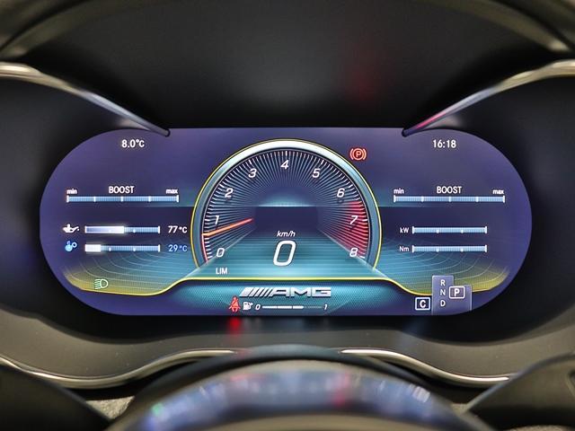 C43 4マチック サンルーフ AMGエグゾースト Burmester AMGスポーツステアリング フットトランクオープナー 純正ドライブレコーダー マルチビームLED アンビエントライト(32枚目)