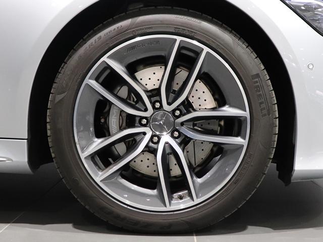 43 4マチック+ EXC PKG Burmester サンルーフ ナッパレザー AMGスピードシフト AMGパフォーマンスステアリング ベンチレーター エアバランス AMG強化ブレーキ(6枚目)