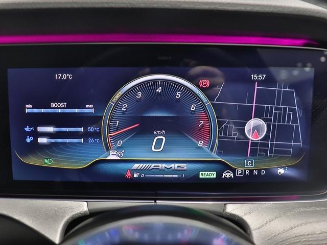 43 4マチック+ EXC PKG Burmester サンルーフ ナッパレザー AMGスピードシフト AMGパフォーマンスステアリング ベンチレーター エアバランス AMG強化ブレーキ(23枚目)