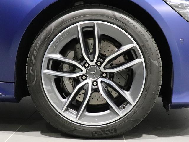 43 4マチック+ ブリリアントブルーマグノ EXC PKG サンルーフ ナッパレザー Burmester ベンチレーター AMGエグゾースト AMGスピードシフト AMG強化ブレーキ AMGパフォーマンスステアリング(6枚目)