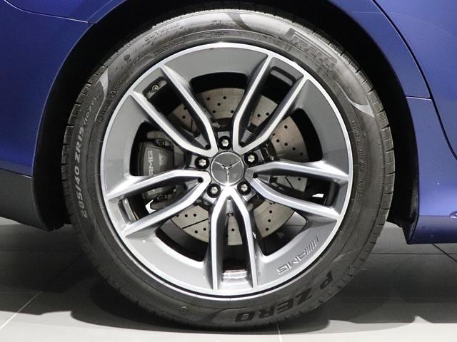43 4マチック+ ブリリアントブルーマグノ EXC PKG サンルーフ ナッパレザー Burmester ベンチレーター AMGエグゾースト AMGスピードシフト AMG強化ブレーキ AMGパフォーマンスステアリング(7枚目)