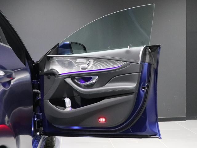 43 4マチック+ ブリリアントブルーマグノ EXC PKG サンルーフ ナッパレザー Burmester ベンチレーター AMGエグゾースト AMGスピードシフト AMG強化ブレーキ AMGパフォーマンスステアリング(15枚目)