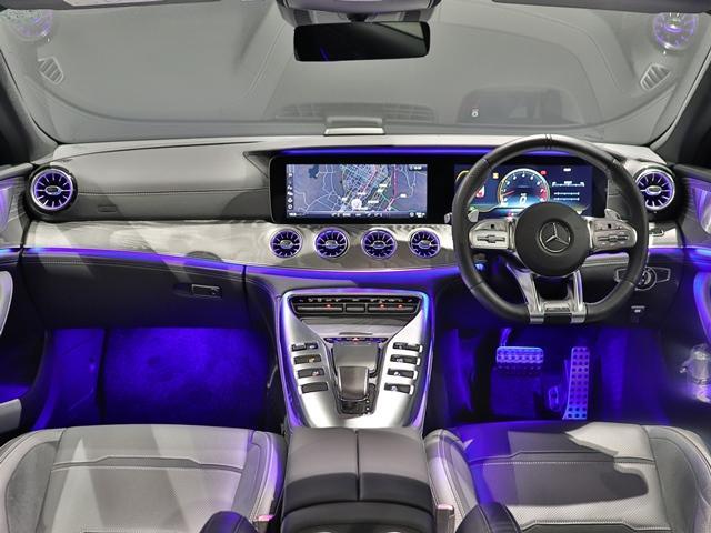43 4マチック+ ブリリアントブルーマグノ EXC PKG サンルーフ ナッパレザー Burmester ベンチレーター AMGエグゾースト AMGスピードシフト AMG強化ブレーキ AMGパフォーマンスステアリング(19枚目)