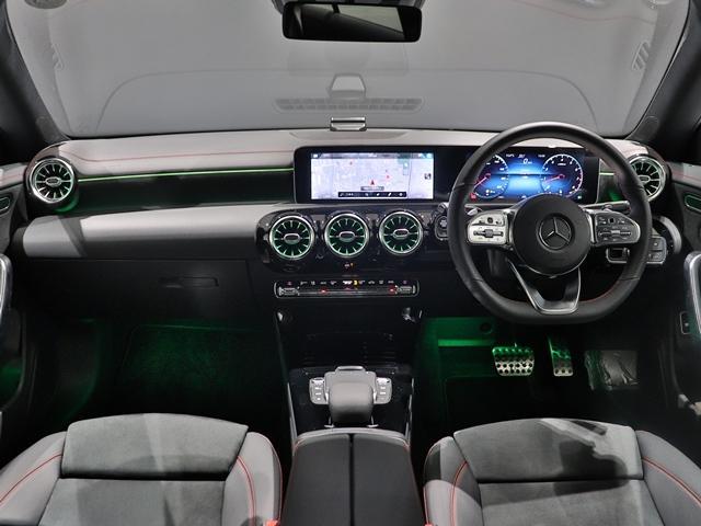 CLA250 4マチック AMGライン ワンオーナー ナビPKG レーダーセーフティ マルチビームLED アンビエントライト AMGスタイリング AMG18intAW シートヒーター MBUX(22枚目)