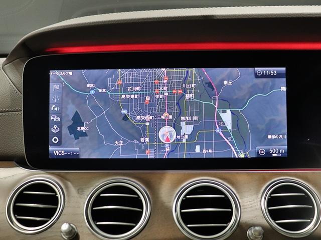 E400 4マチック エクスクルーシブ EXC サンルーフ Burmester マルチビームLED ベージュレザー ベンチレーター フットトランクオープナー 全方位カメラ アンビエントライト ドライブレコーダー(26枚目)