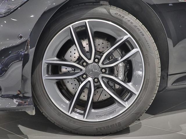 43 4マチック+ EXC PKG サンルーフ AMGエグゾースト Burmester エアバランス AMGスピードシフトTCT AMG RIDEコントロールサスペンション ベンチレーター アンビエントライト(2枚目)