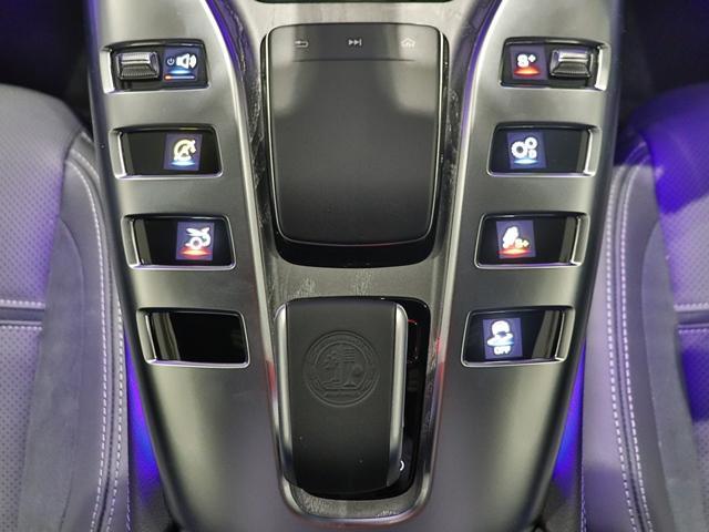 43 4マチック+ EXC PKG サンルーフ AMGエグゾースト Burmester エアバランス AMGスピードシフトTCT AMG RIDEコントロールサスペンション ベンチレーター アンビエントライト(25枚目)