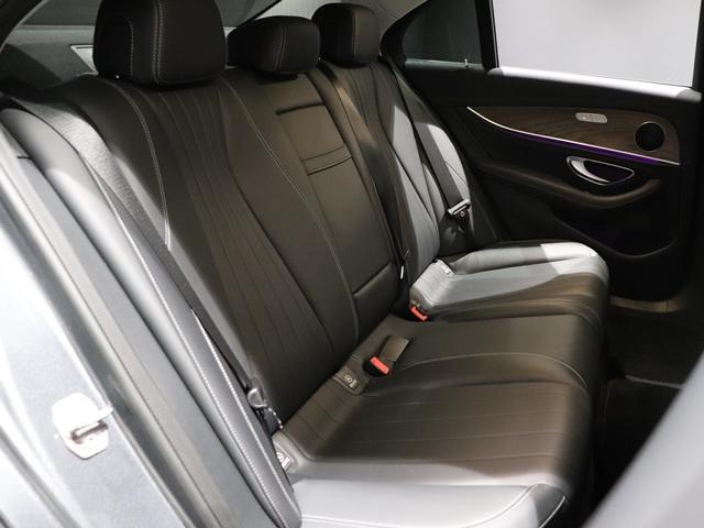 E400 4マチック エクスクルーシブ マルチビームLED AIR BODYサスペンション フットトランクオープナー 本革シート アンビエントライト 全方位カメラ 前後シートヒーター ヘッドアップディスプレイ(12枚目)