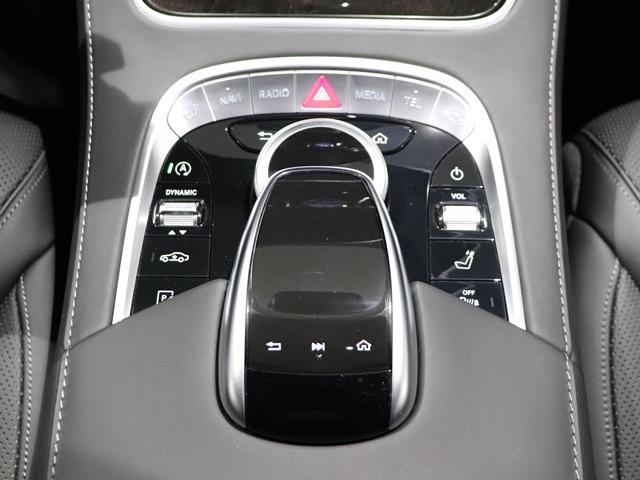 S400d 4マチック AMGライン AMGライン+ レザーEXC サンルーフ ナッパレザー Burmester ヘッドアップディスプレイ ダイナミックシート ベンチレーター AMG20incAW エアバランス(30枚目)