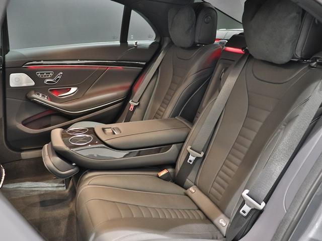 S560 4マチックロング スポーツリミテッド ワンオーナー AMGスタイリング サンルーフ AIR MATICサスペンション マルチビームLED Burmester 4ゾーンエアコン エアバランス ベンチレーター ヘッドアップディスプレイ(15枚目)