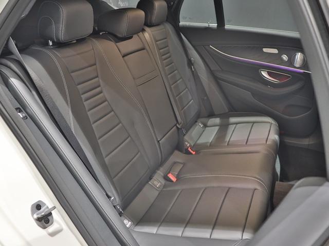 E200ステーションワゴンアバンギャルドAMGライン ワンオーナー EXC 本革シート マルチビームLED AMGスポーツステアリング Burmester 全席シートヒーター エアバランス ヘッドアップディスプレイ フットトランクOP(13枚目)