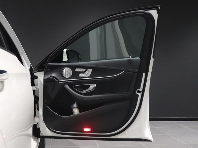 E200ステーションワゴンアバンギャルドAMGライン ワンオーナー EXC 本革シート マルチビームLED AMGスポーツステアリング Burmester 全席シートヒーター エアバランス ヘッドアップディスプレイ フットトランクOP(21枚目)