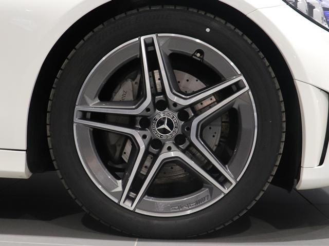C200 4マチック ローレウスエディション スポーツプラスPKG AMGライン AIR BODY CTRサスペンション コックピッドディスプレイ フットトランクオープナー スポーツシート マルチビームLED スポーツシート HUD(8枚目)