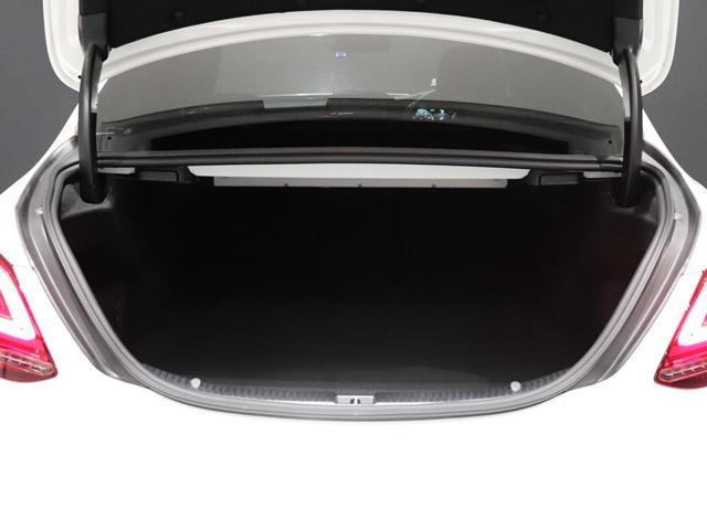 C200 4マチック ローレウスエディション スポーツプラスPKG AMGライン AIR BODY CTRサスペンション コックピッドディスプレイ フットトランクオープナー スポーツシート マルチビームLED スポーツシート HUD(20枚目)