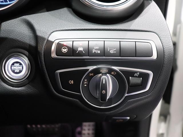 C200 4マチック ローレウスエディション スポーツプラスPKG AMGライン AIR BODY CTRサスペンション コックピッドディスプレイ フットトランクオープナー スポーツシート マルチビームLED スポーツシート HUD(24枚目)