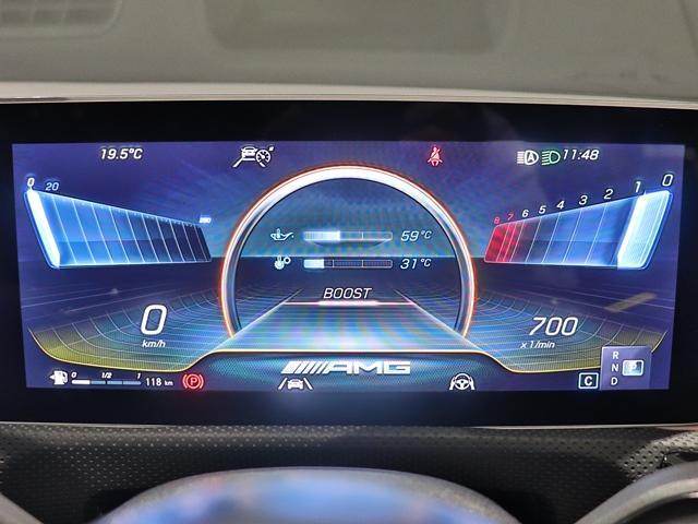 A35 4マチックセダン ワンオーナー AMGアドバンスドPKG サンルーフ AMG強化ブレーキ AMGサスペンション ナビゲーションPKG 全方位カメラ エナジャイジング 本革シート ヘッドアップディスプレイ マルチLED(28枚目)