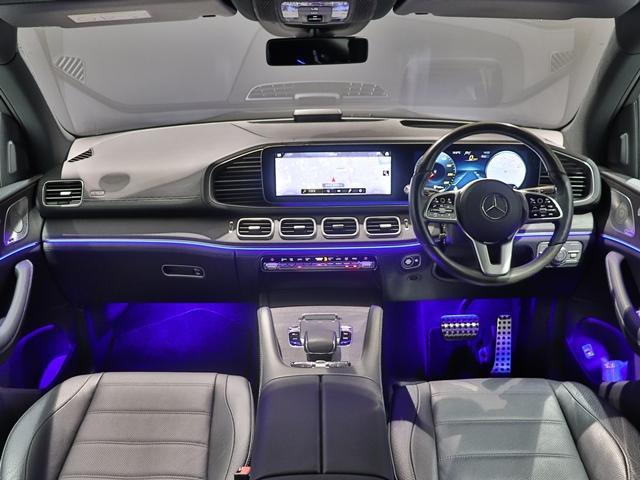 GLS400d 4マチック AMGライン ワンオーナー Off-RoadエンジニアリングPKG ローレンジギアBOX 強化アンダーフロアパネル AMG21インチAW 本革巻ウッドステアリング ステアリングヒーター リラクゼーション(32枚目)