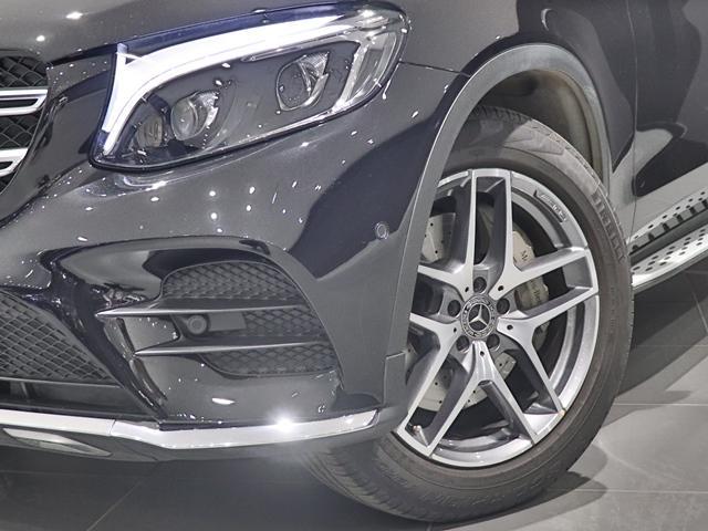 GLC220d 4マチックスポーツ ワンオーナー ランニングボード MBロゴプロジェクター AMGスタイリング LEDヘッドライト 全方位カメラ フットトランクオープナー 全席シートヒーター アンビエントライト(3枚目)