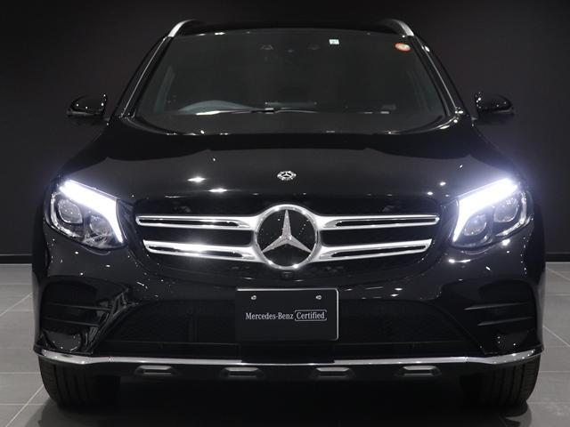 GLC220d 4マチックスポーツ ワンオーナー ランニングボード MBロゴプロジェクター AMGスタイリング LEDヘッドライト 全方位カメラ フットトランクオープナー 全席シートヒーター アンビエントライト(7枚目)