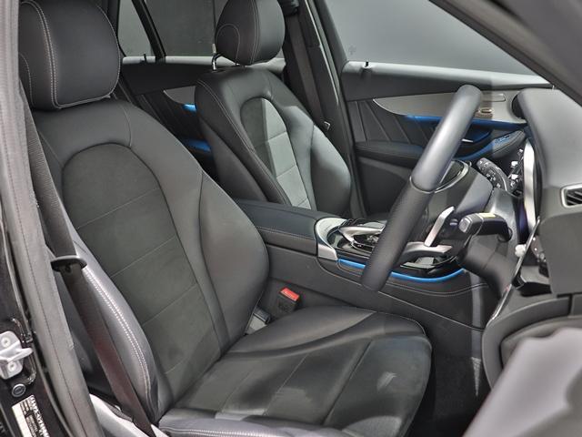 GLC220d 4マチックスポーツ ワンオーナー ランニングボード MBロゴプロジェクター AMGスタイリング LEDヘッドライト 全方位カメラ フットトランクオープナー 全席シートヒーター アンビエントライト(12枚目)