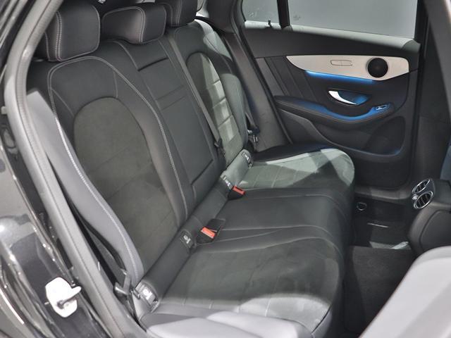 GLC220d 4マチックスポーツ ワンオーナー ランニングボード MBロゴプロジェクター AMGスタイリング LEDヘッドライト 全方位カメラ フットトランクオープナー 全席シートヒーター アンビエントライト(15枚目)
