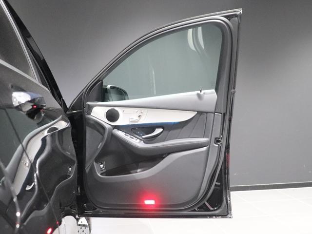 GLC220d 4マチックスポーツ ワンオーナー ランニングボード MBロゴプロジェクター AMGスタイリング LEDヘッドライト 全方位カメラ フットトランクオープナー 全席シートヒーター アンビエントライト(23枚目)