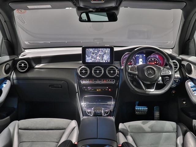 GLC220d 4マチックスポーツ ワンオーナー ランニングボード MBロゴプロジェクター AMGスタイリング LEDヘッドライト 全方位カメラ フットトランクオープナー 全席シートヒーター アンビエントライト(25枚目)