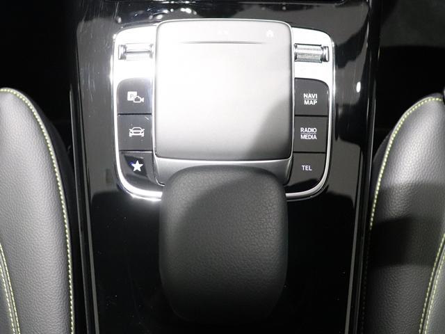 A180 エディション1 限定車 ブラックペイントAMG19インチAW ナイトPKG ブラックエグゾーストエンド マルチビームLED 全方位カメラ アドバンスドサウンド レザーDINAMICA(グリーンステッチ) HUD(32枚目)