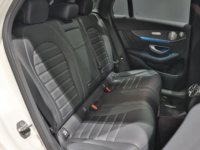 GLC43 4マチック パナメリカーナグリル レザーEXC AMGエグゾースト サンルーフ Burmester 本革シート エアバランス AIR MATICサスペンション LEDヘッドライト ナイトPKG 前後ドラレコ(13枚目)