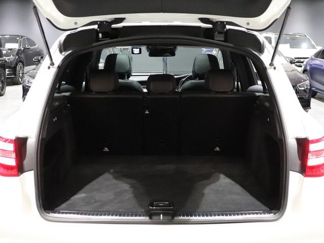 GLC43 4マチック パナメリカーナグリル レザーEXC AMGエグゾースト サンルーフ Burmester 本革シート エアバランス AIR MATICサスペンション LEDヘッドライト ナイトPKG 前後ドラレコ(14枚目)