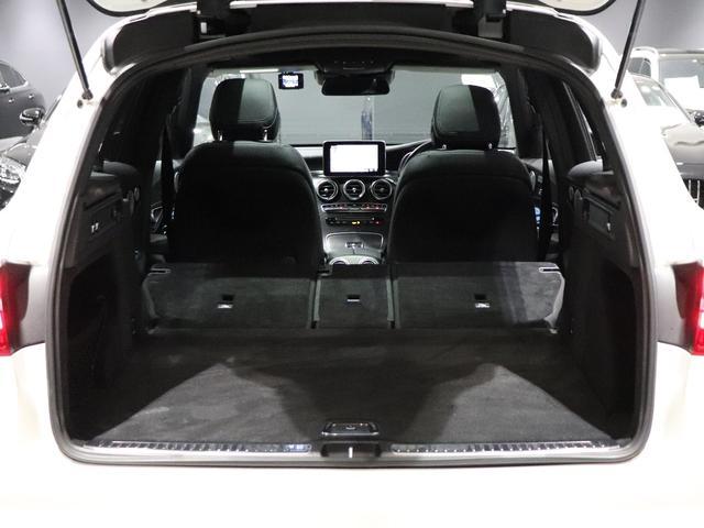 GLC43 4マチック パナメリカーナグリル レザーEXC AMGエグゾースト サンルーフ Burmester 本革シート エアバランス AIR MATICサスペンション LEDヘッドライト ナイトPKG 前後ドラレコ(15枚目)
