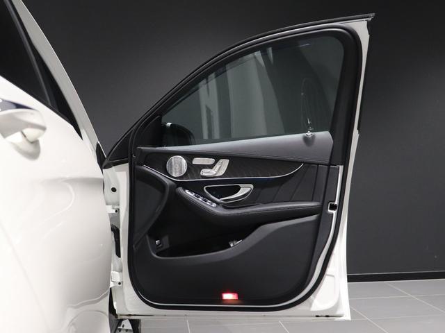 GLC43 4マチック パナメリカーナグリル レザーEXC AMGエグゾースト サンルーフ Burmester 本革シート エアバランス AIR MATICサスペンション LEDヘッドライト ナイトPKG 前後ドラレコ(22枚目)