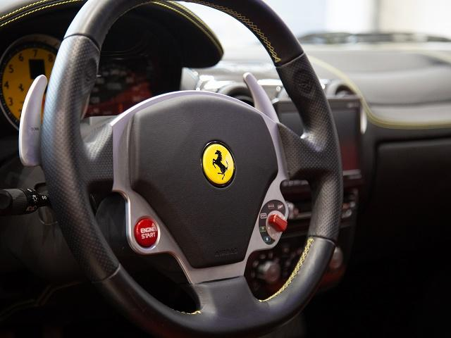 マネッティーノシステム搭載で、5つの走行モードを選択可能。