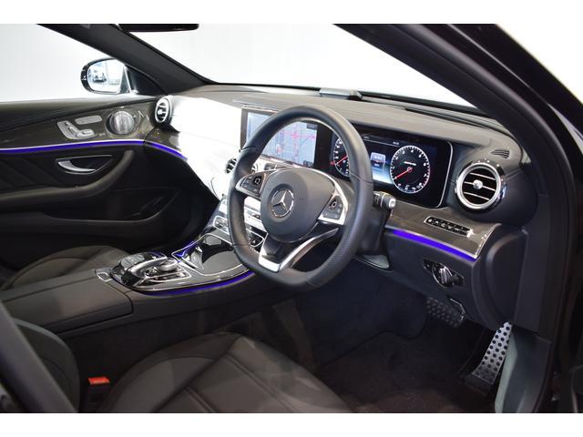 E43 4マチック 4WD ワンオーナー レザーシート(11枚目)