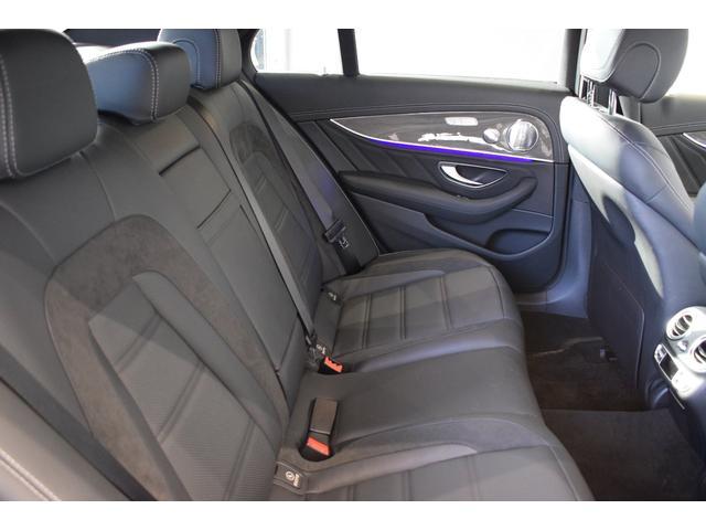 E43 4マチック 4WD ワンオーナー レザーシート(14枚目)