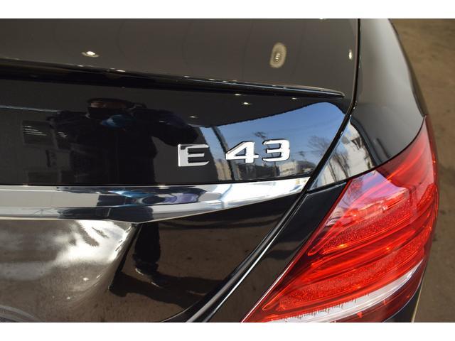 E43 4マチック 4WD ワンオーナー レザーシート(16枚目)