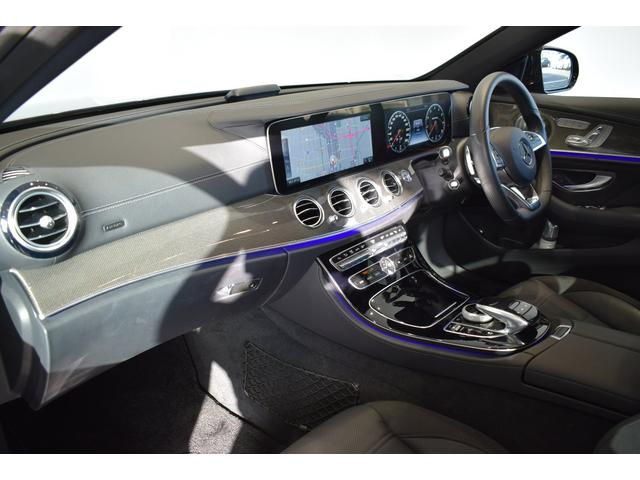 E43 4マチック 4WD ワンオーナー レザーシート(19枚目)
