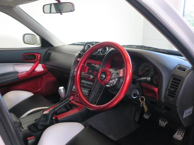 GT HR34改25ターボ仕様 公認取得済 5MT(16枚目)