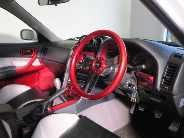 GT HR34改25ターボ仕様 公認取得済 5MT(19枚目)