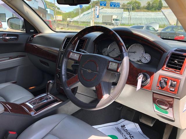 「クライスラー」「クライスラー300Cツーリング」「ステーションワゴン」「山形県」の中古車9