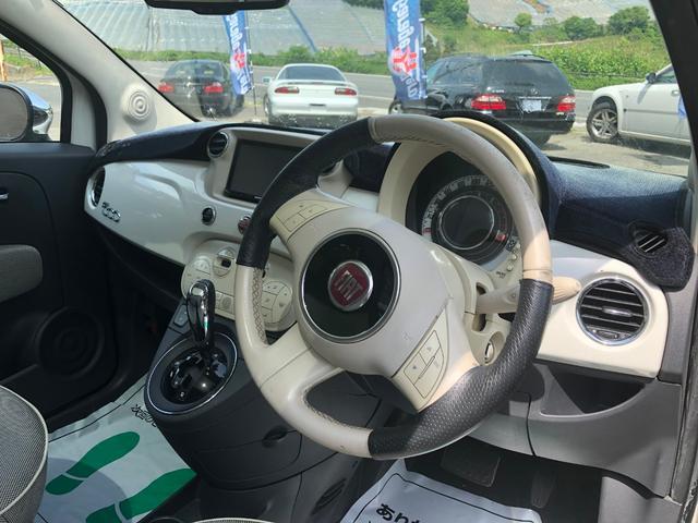 「フィアット」「500(チンクエチェント)」「コンパクトカー」「山形県」の中古車10