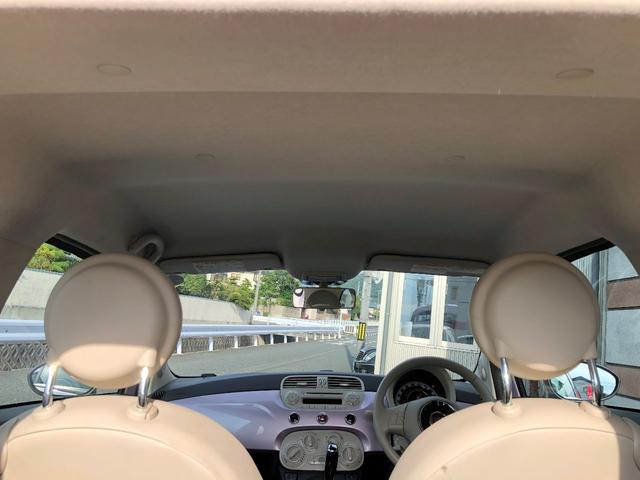「フィアット」「フィアット 500」「コンパクトカー」「山形県」の中古車14